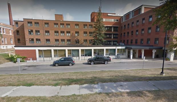 Norfolk General Hospital in Simcoe