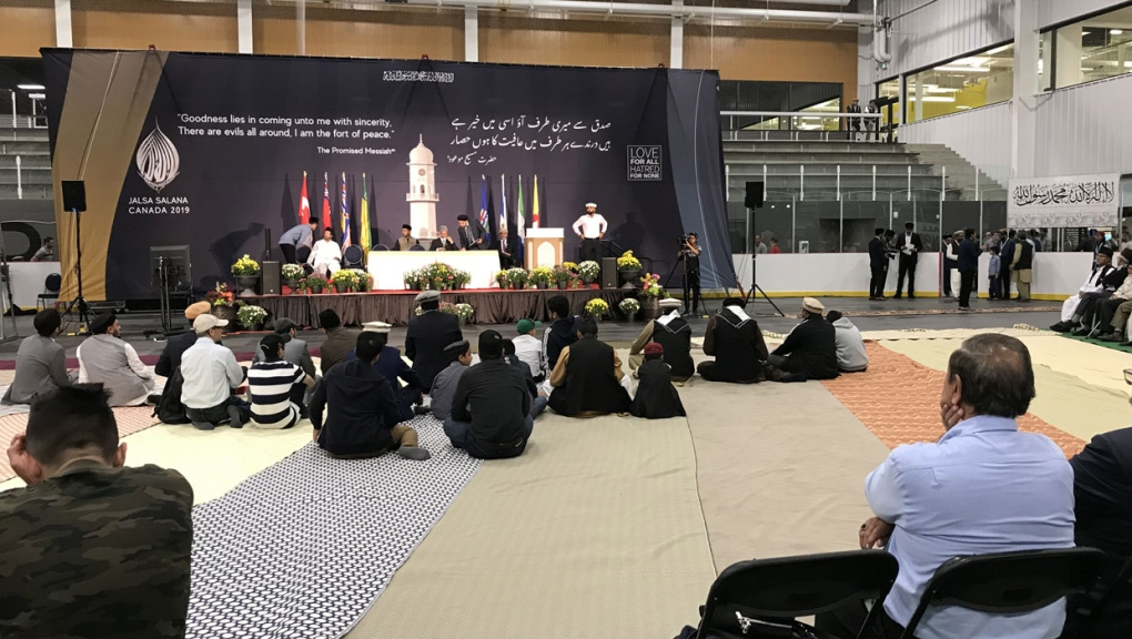 Calgary's annual Muslim convention welcomes thousands