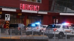 The two victims were dropped off at local hospitals at different times, both suffering from gunshot wounds. (CTV)