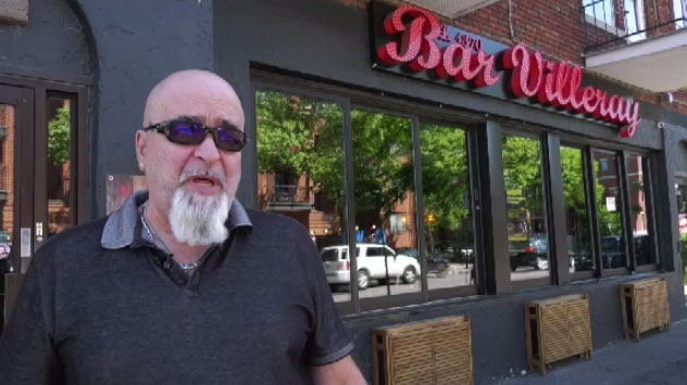 Bar owner says he was forced to cancel charity barbecues due to prejudice against bikers