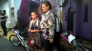Elyla Jennings and Shana-Maude Curadeau