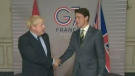 PM Trudeau attends bilateral meetings at G7