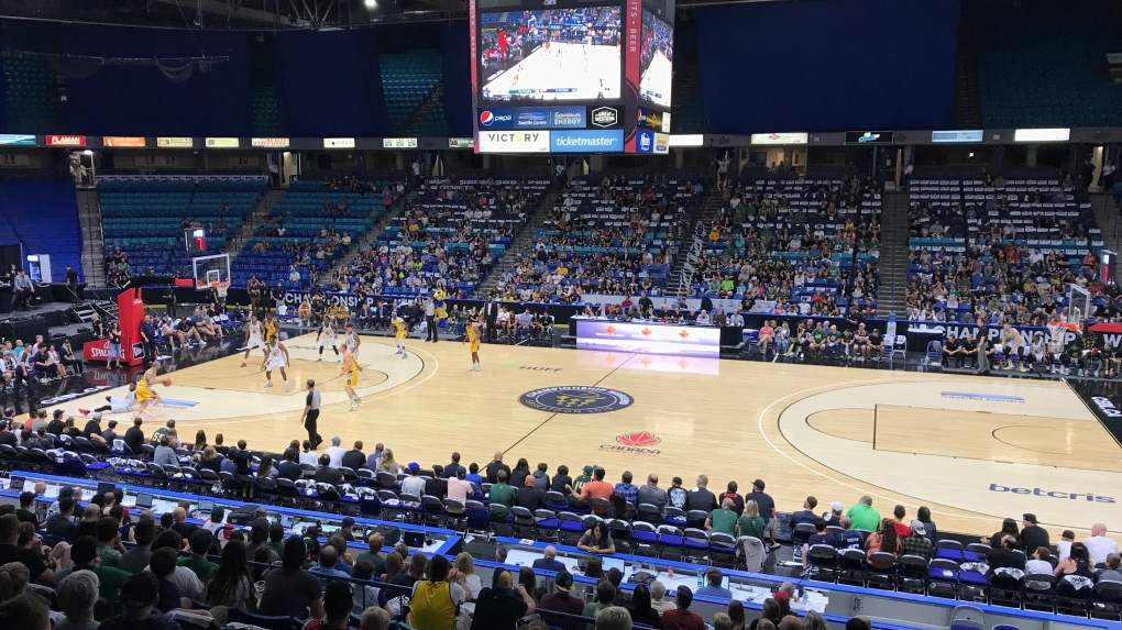 Saskatchewan Rattlers win in a close game to earn a spot in CEBL final
