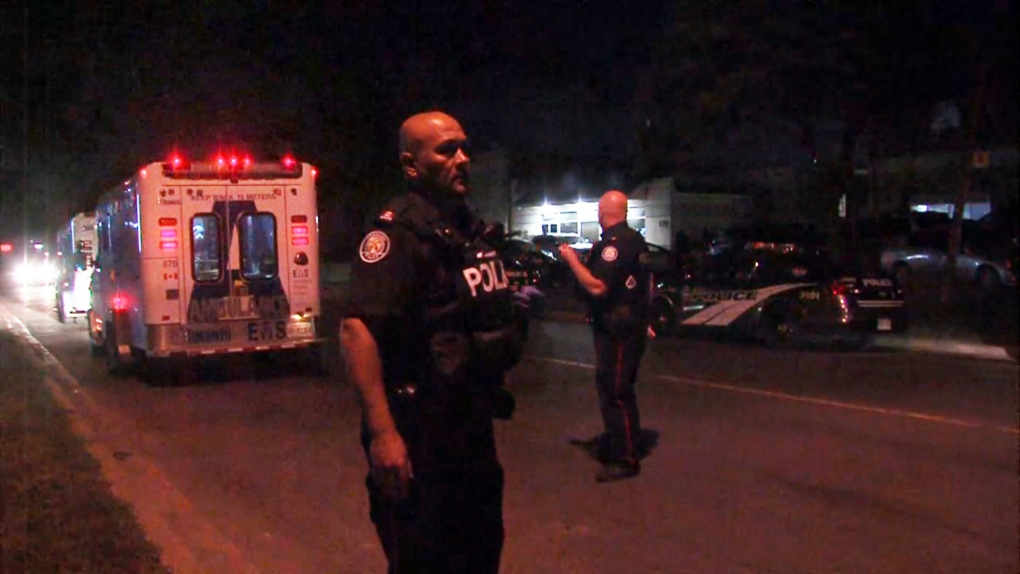 Male victim dead after being shot in Humber Summit area