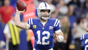 Quarterback Andrew Luck abruptly retires from NFL