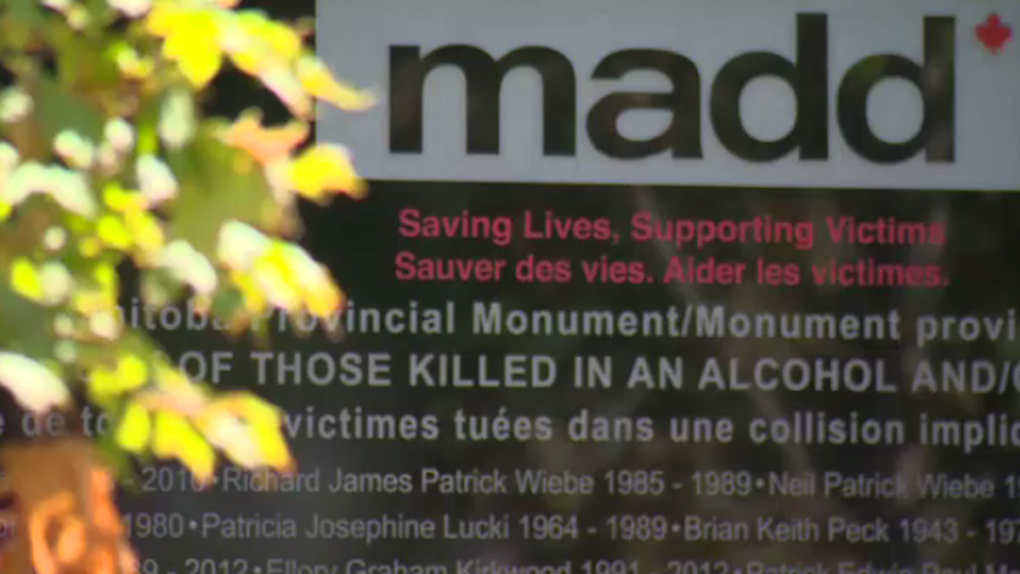 Five new names of impaired driving crash victims set to be unveiled on monument