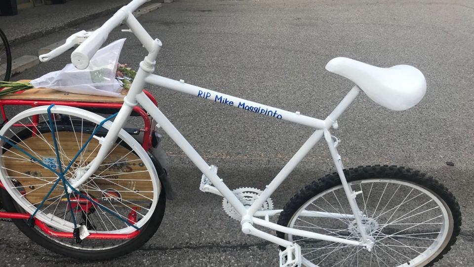 calgary, ghost bike, ghost ride, cyclist killed, j