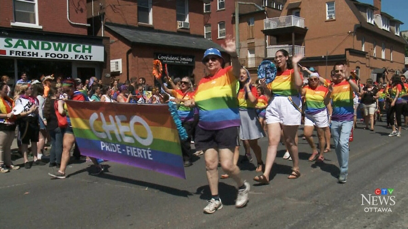 Biggest Capital Pride parade ever