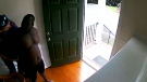 Security footage shows when Kazeem Oyeneyin, 31, was handcuffed in his own home after police responded to an accidentally tripped house alarm.