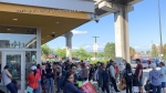 Central City shopping centre evacuated
