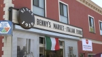 Benny's Market is a fixture in the Strathcona neighbourhood, known for its Italian treats and deli sandwiches. (CTV)