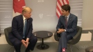 CTV National News: Trump and Trudeau meet at G7