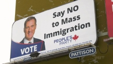 CTV National News: Bernier launches campaign