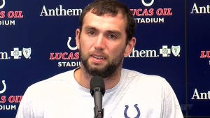 CTV National News: Andrew Luck's departure