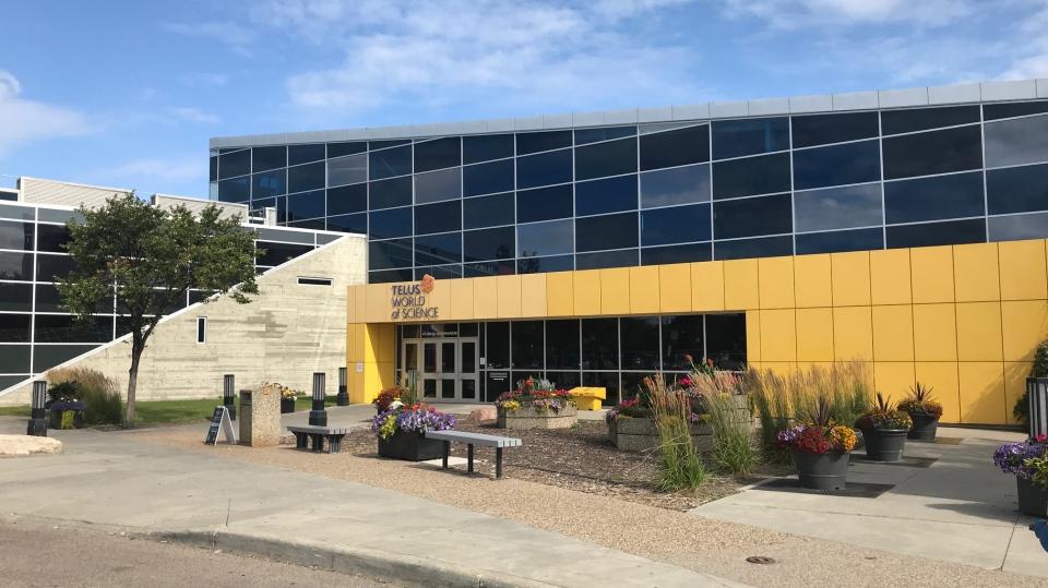 Telus World of Science Edmonton