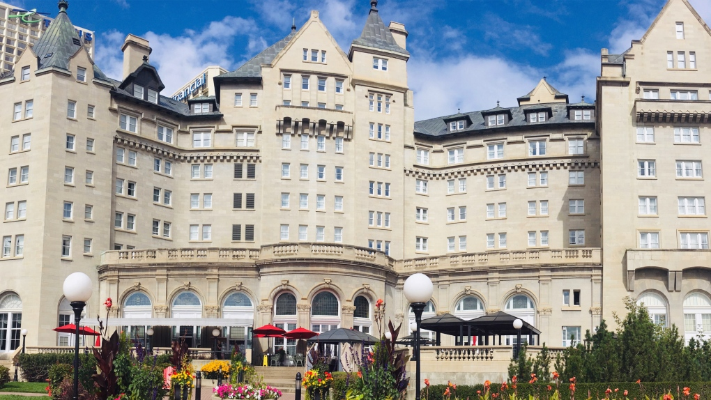7 Fairmont Hotel Macdonald workers test positive for COVID-19 | CTV News