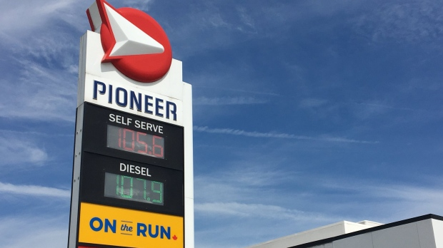 Low Gas Prices >> Gas Prices Expected To Remain Low Ctv News Windsor