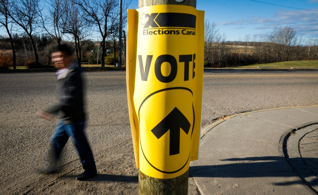 Advance polls see 4.7 million voters, setting new record