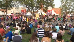 The Edmonton Fringe Festival is hosting a live telethon event to raise funds for the future of the Fringe.