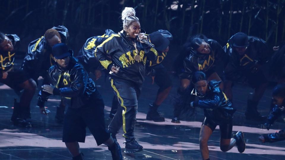 Missy Elliott VMAs
