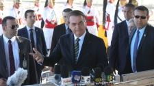 Brazilian president  Jair Bolsonaro,