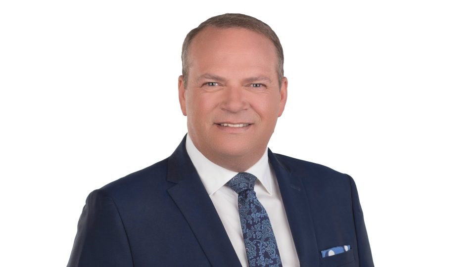After 33 years, Daryl McIntyre is announcing his departure from the anchor desk on CTV News at Six.