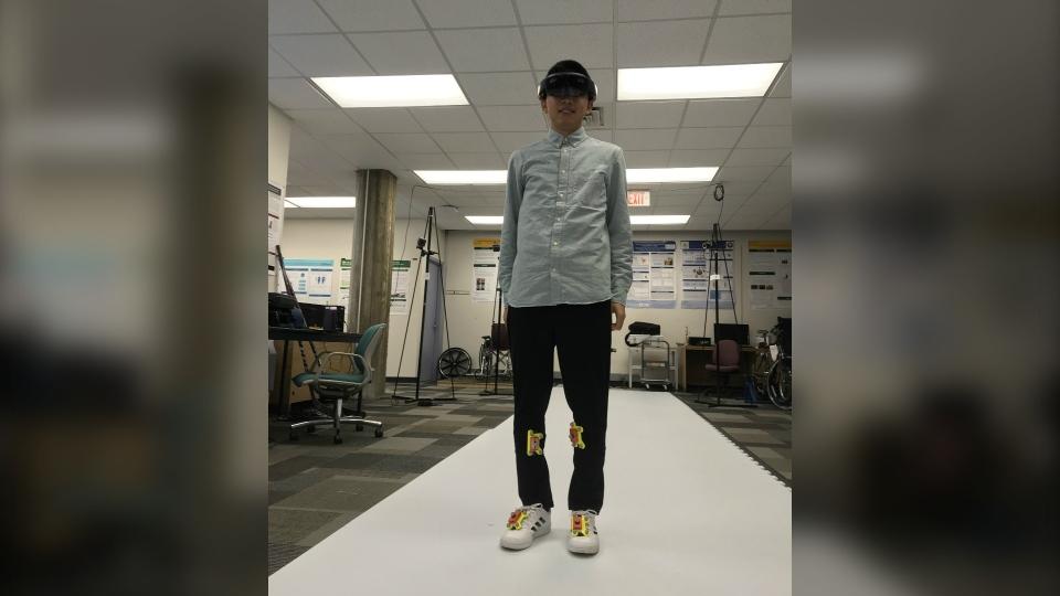 wearable technology University of Alberta