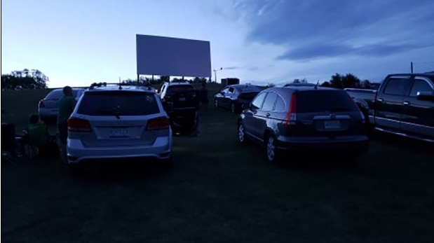 Heatwave forces postponement of Sudbury's drive-in movies this weekend