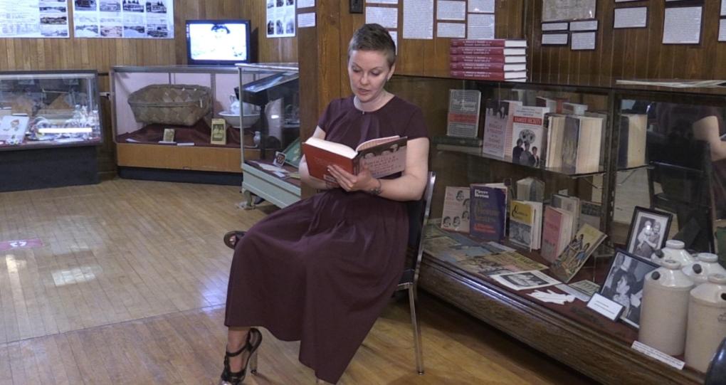 Sarah Miller's new book about Dionne Quints