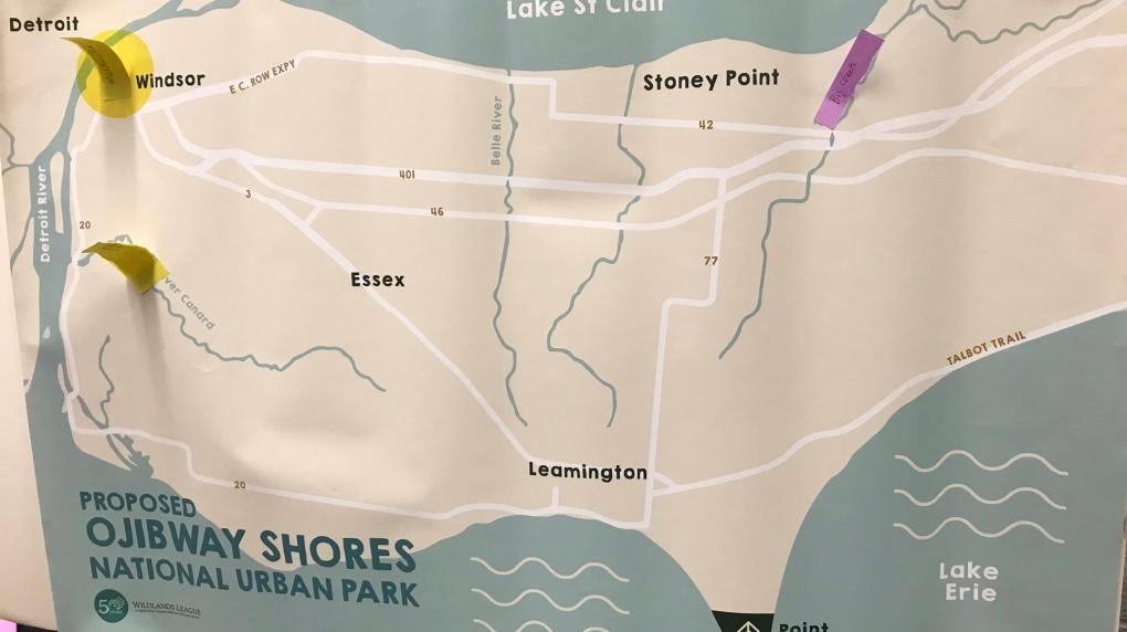 Ojibway Shores