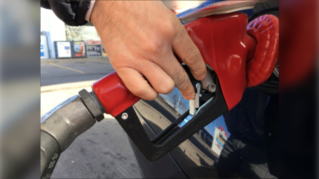 Petro-Canada is bringing back gas nozzle locking clips