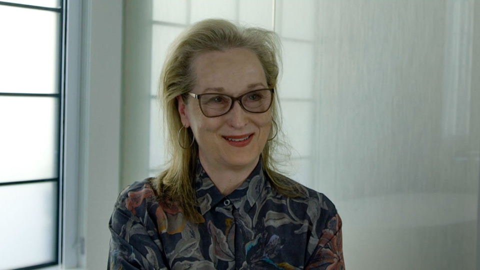 Meryl Streep can be seen in this still from 'This Changes Everything.' (Good Deed Entertainment)
