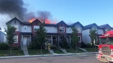 Aug. 28 fire