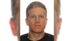 Manitoba RCMP released a handout photo of Master Cpl. Patrik Matthews, 26, who was last seen by family members in Beausejour on the evening of August 24, 2019.