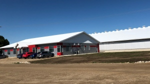 A beef research centre opened in Elora on Wednesday. (Zayn Jinah / CTV Kitchener)