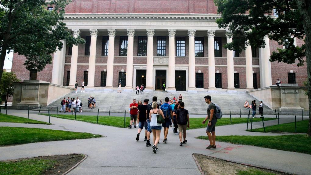 Questions after U.S. turns away Palestinian Harvard freshman