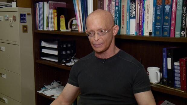 Infectious disease specialist Dr. Paul MacPherson.