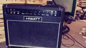 Vintage Hiwatt amp