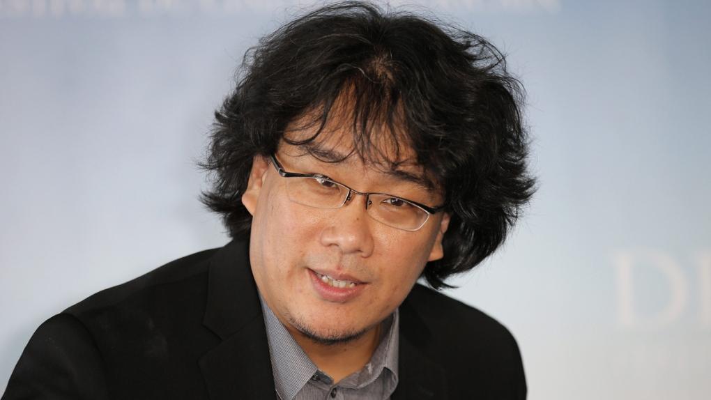 Director Bong Joon Ho in 2013