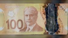 Lethbridge police fake $100