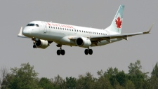 Air Canada began its migration to the new booking system at 8 p.m. Monday night and completed it Tuesday mid-morning. (CP file photo)
