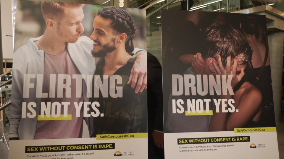 sexual violence prevention campaign
