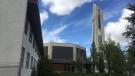 The Orr Centre will be demolished. (Wayne Mantyka / CTV Regina)