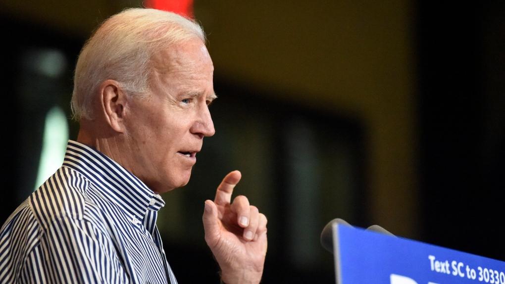 Joe Biden Opens New Attack Line On Trump Cruelty To Children Ctv News