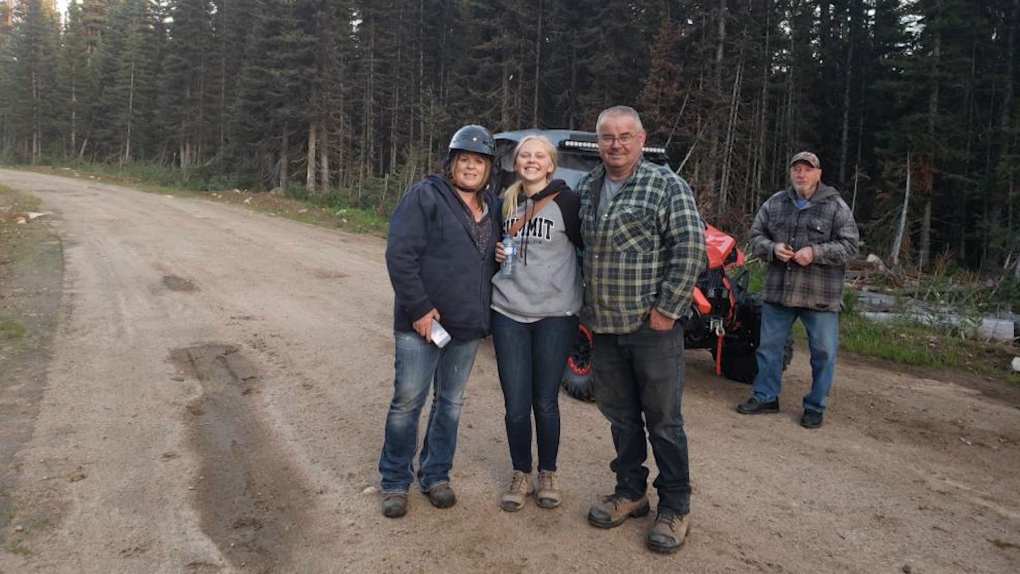 Surrey woman stranded more than 24 hours on remote logging road