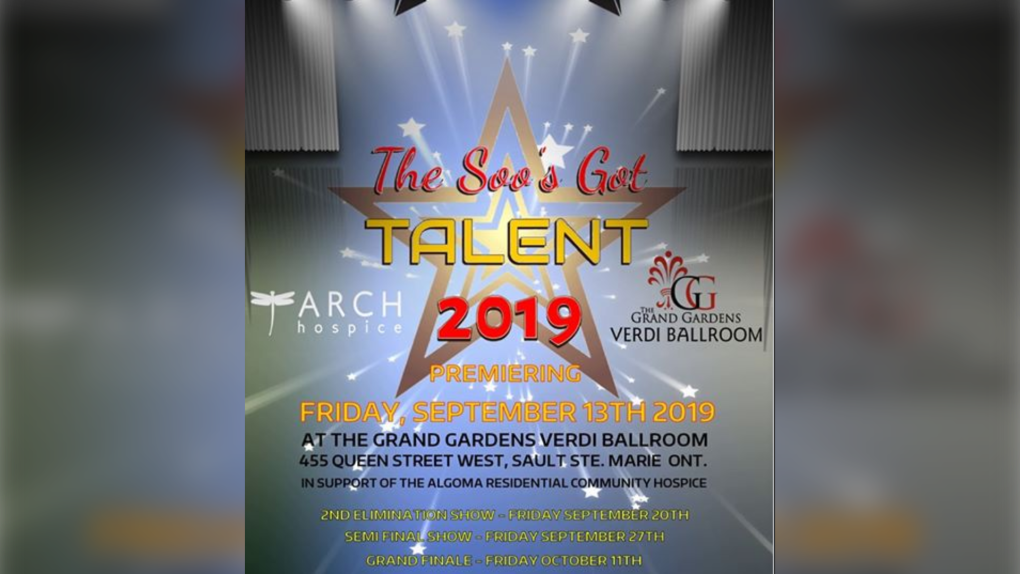 Talent show for charity