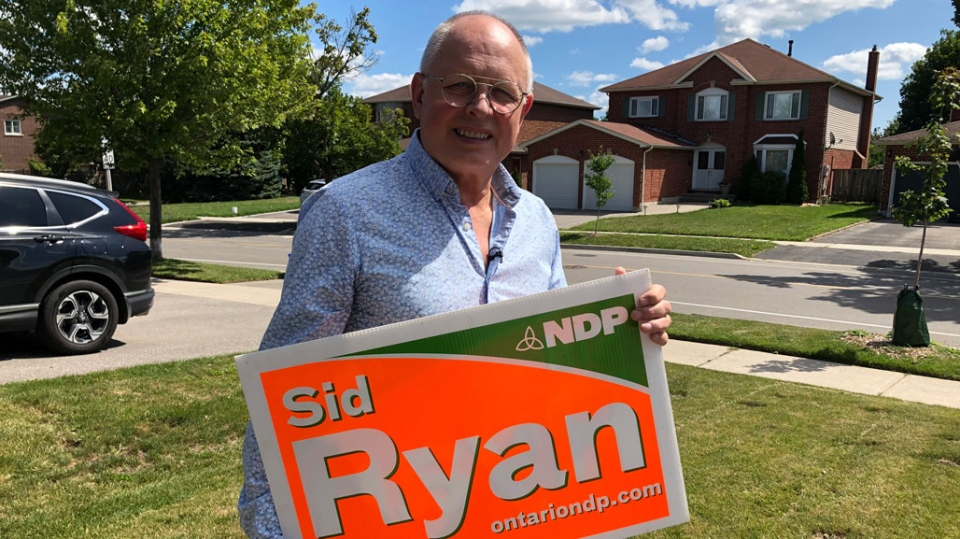 Sid Ryan