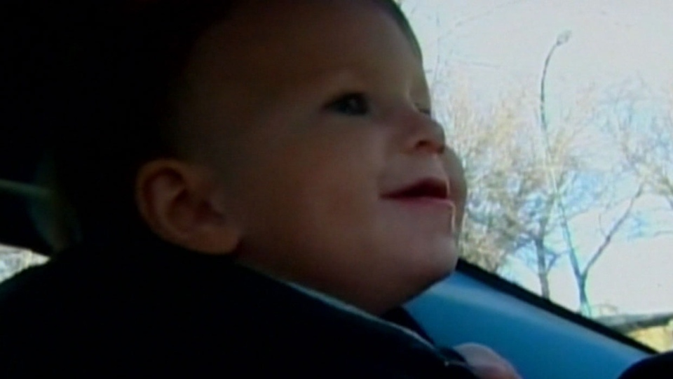 19-month-old Ezekiel Stephan died in March 2012 after he stopped breathing at his family's home. Doctors say he died of bacterial meningitis.