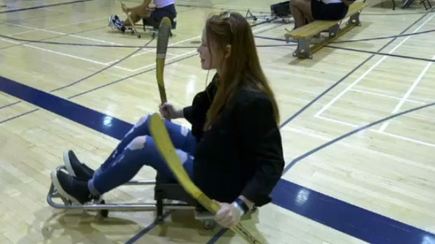 Ryerson University encouraging students to participate in wheelchair sports