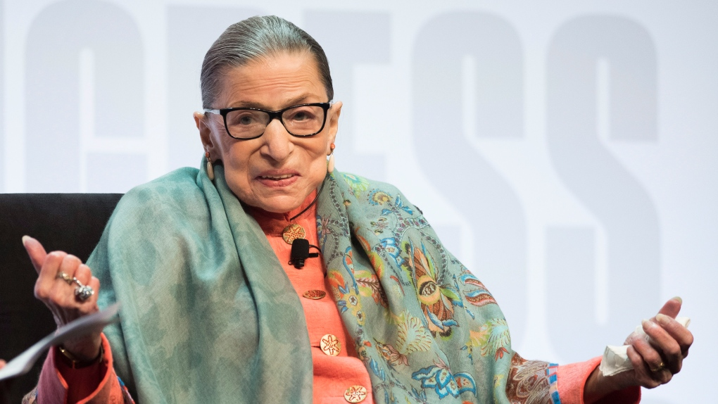 Ginsburg Released From Hospital Following Stent Procedure